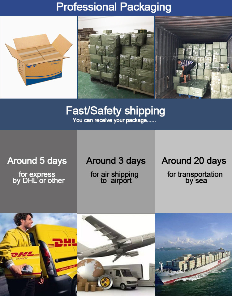 Packaging and transportation