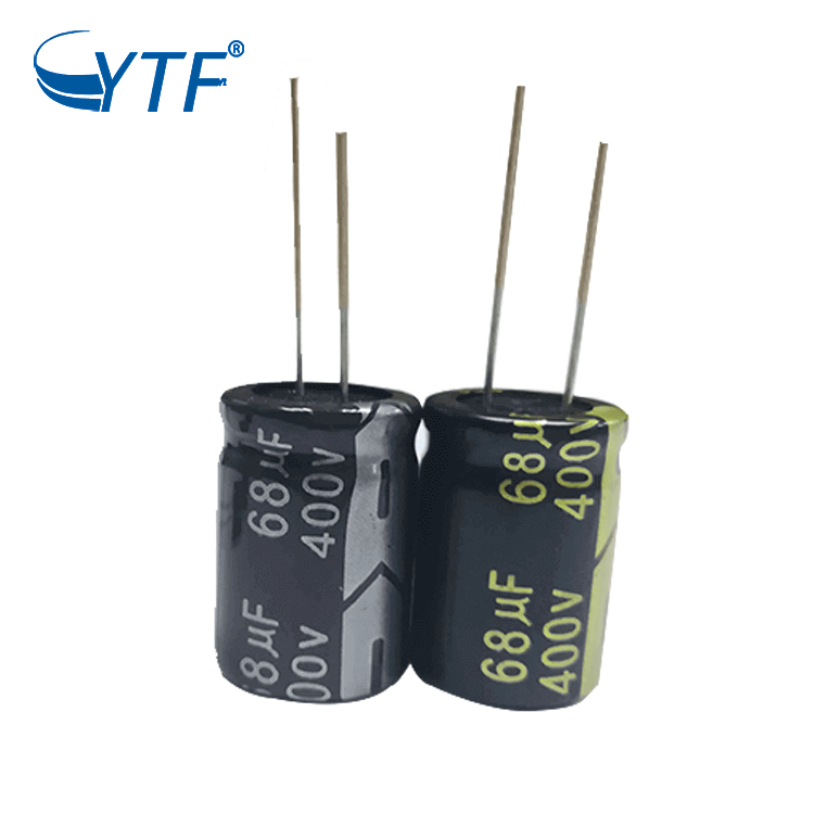 68UF 400V 5000h Electrolytic Capacitor