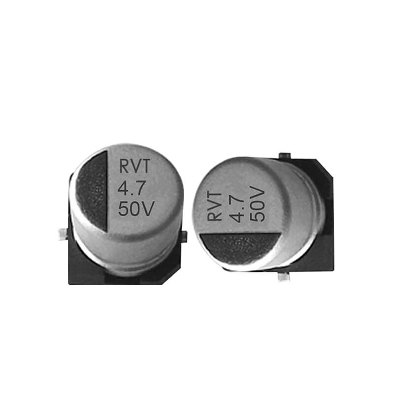 SMD electrolytic capacitor 50V4.7UF