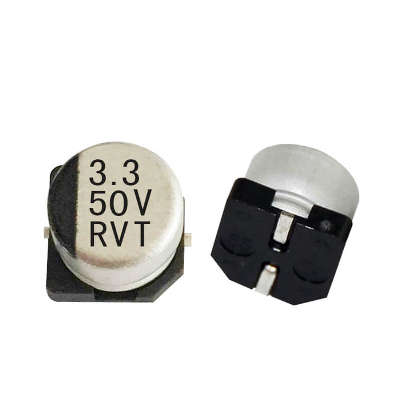 SMD electrolytic capacitor 50V3.3UF