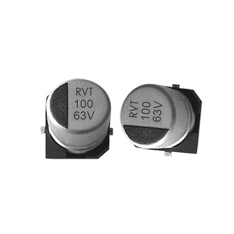 100uf 63v electrolytic capacitor smd 1