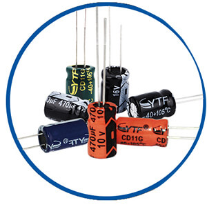 Basic knowledge of capacitors -- YTF Brand (1)