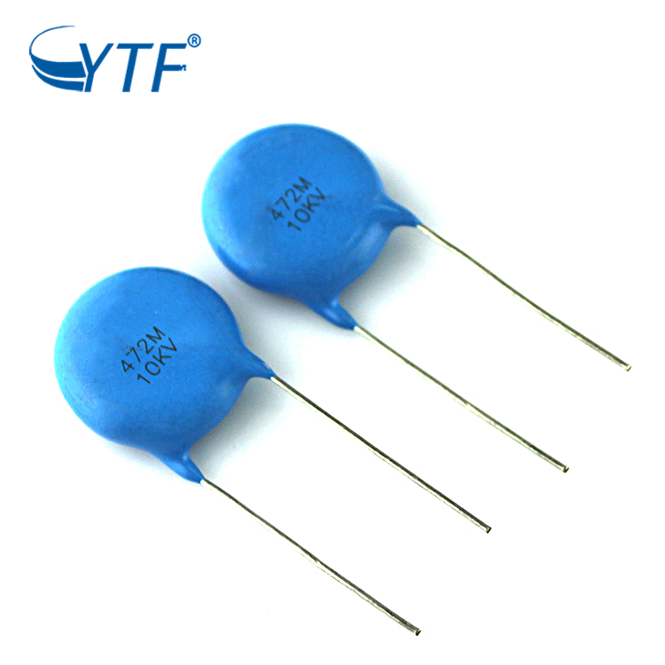 ceramic capacitor with stable function