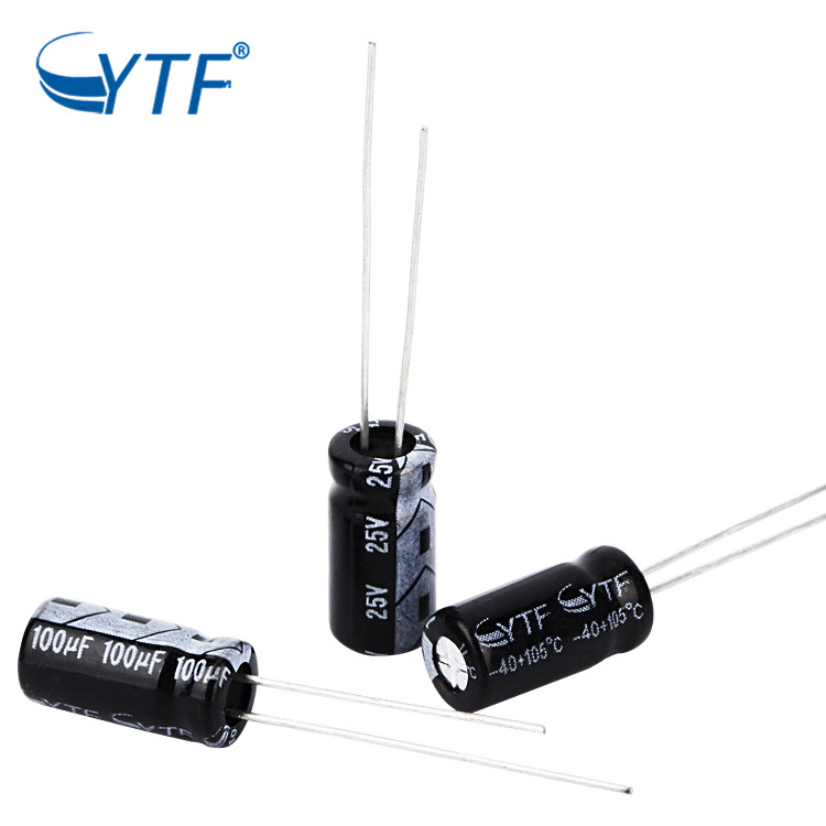 100uf 25v electrolytic capacitor