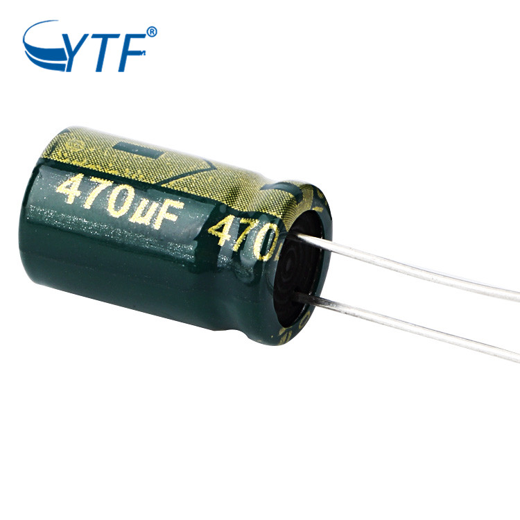 Electrolytic Capacitor 35V 470UF