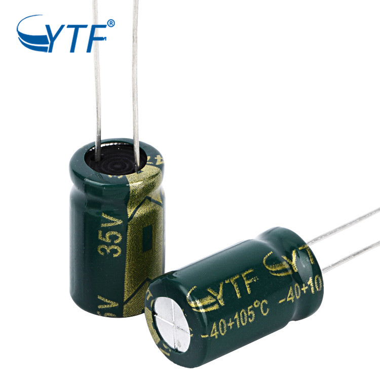 Advanced Capacitor