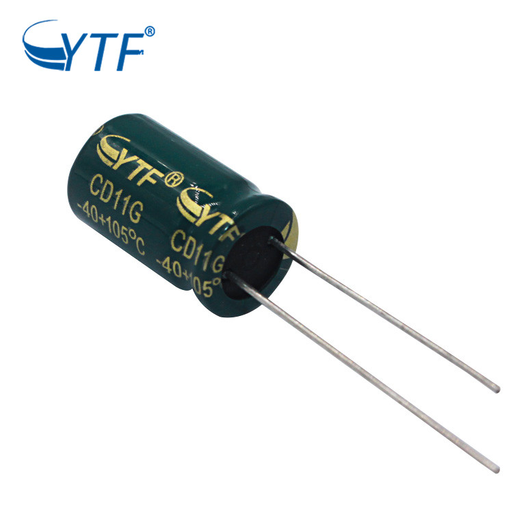 400V 10UF Electrolytic Capacitor
