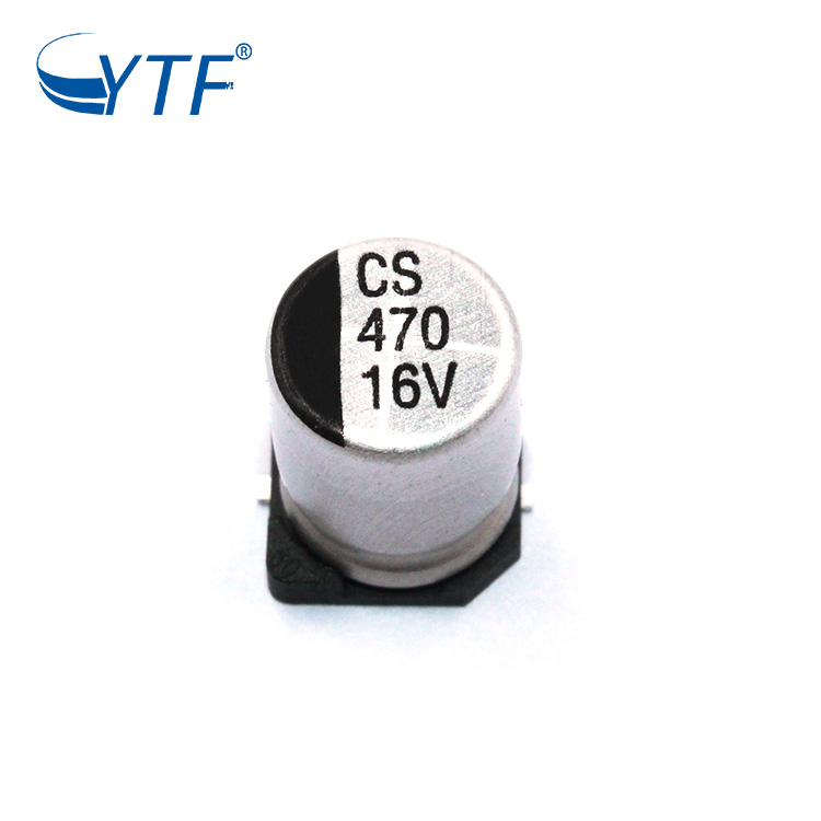 16V 470UF SMD Capacitors 2