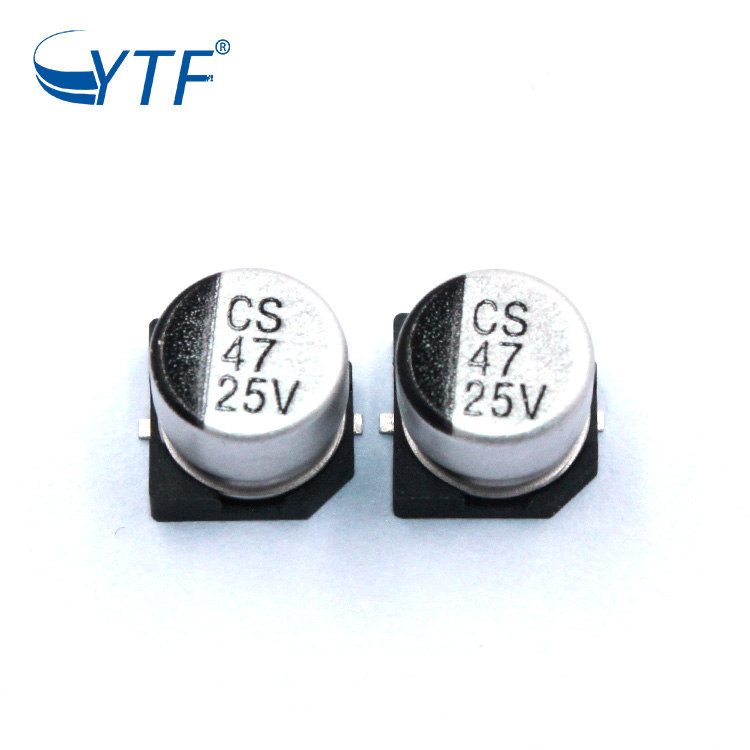 Capacitors 25V 100UF