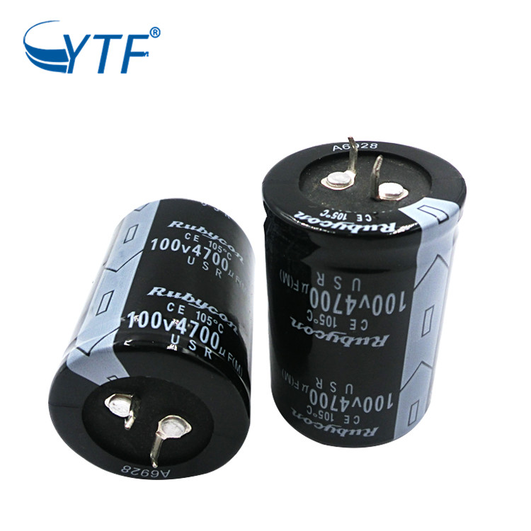 electrolytic capacitor 4700uf 100v 1