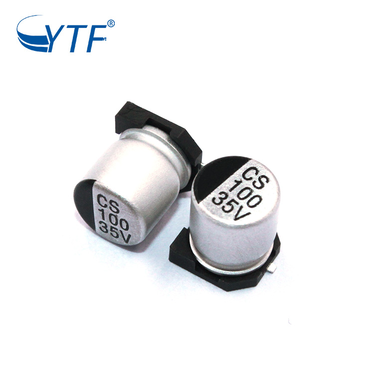 100uf smd electrolytic capacitor 6