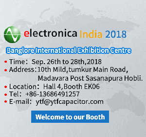 The Latest September Electronica India 2018 Exhibition Information Inform