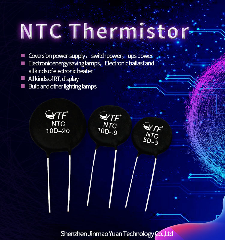 Research Status and Development Direction of NTC Thermistor