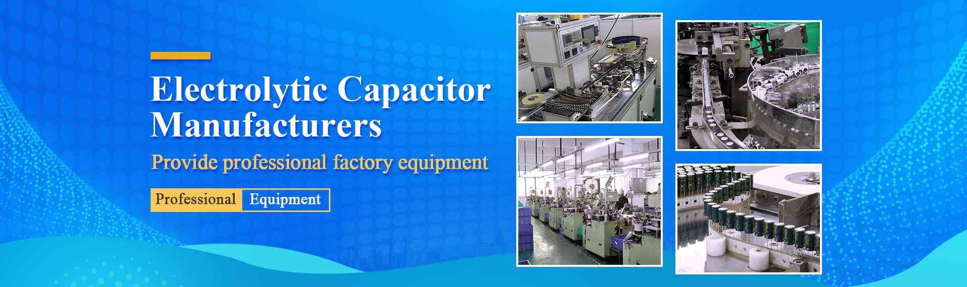 Our Company Capacitor Manufacturer