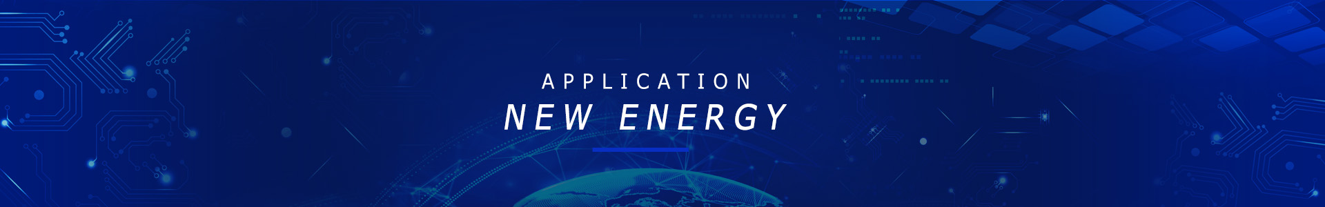 Application of electronic components in new energy industry - New Energy