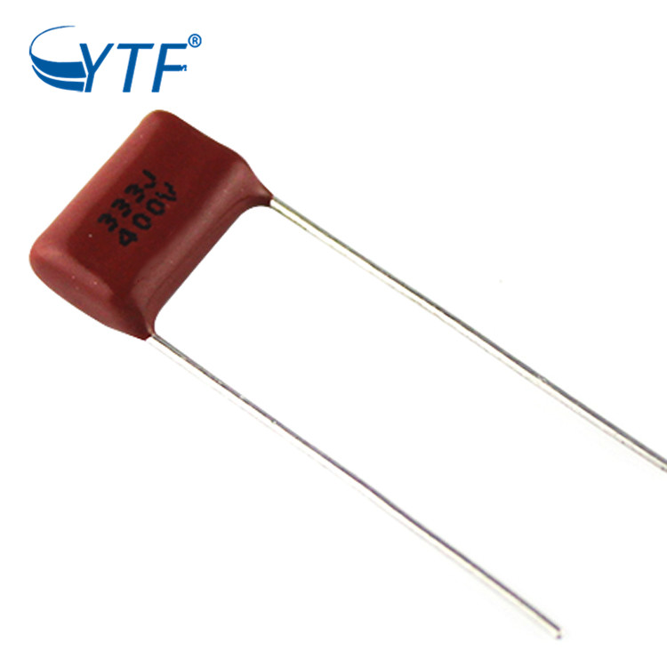 400V 333J Film Original Electronic Component Factory Directly Excellent Quality Polyester Capacitor