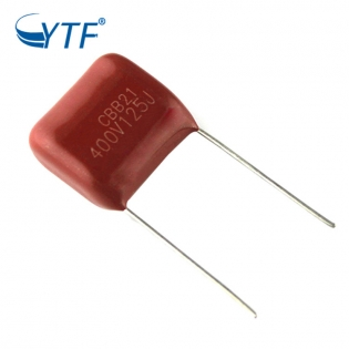 Super Round Proof Device 1.2uF 20MM Film Polypropylene Capacitors 400V 125J