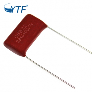 Import From China Film Brand YTF Small Size Manufacturer 400V334J Polyester Capacitor