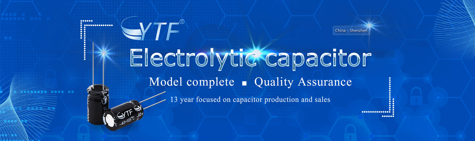 Electrolytic Capacitor Factory