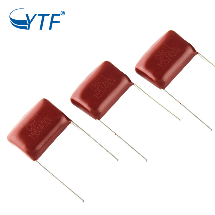 Reliable Hot Selling Film Capacitor 400V155J