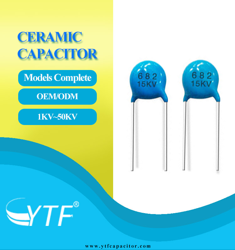 A simple method to test the quality of high voltage ceramic capacitors.