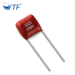 New and Original Passive Components 100V 102J 1nF Film Capacitor