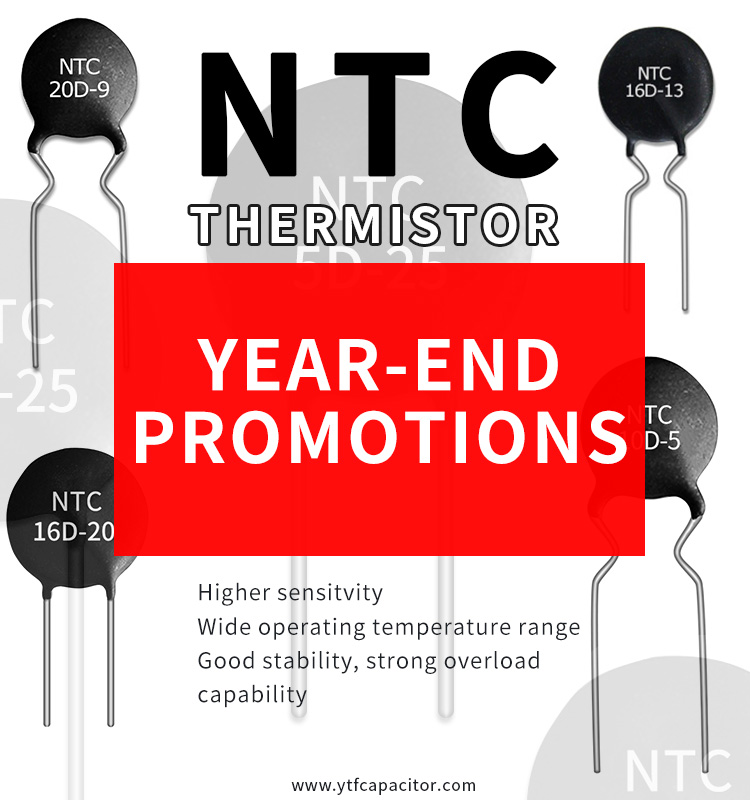 China chip ntc thermistor temperature sensor and varistor supplier
