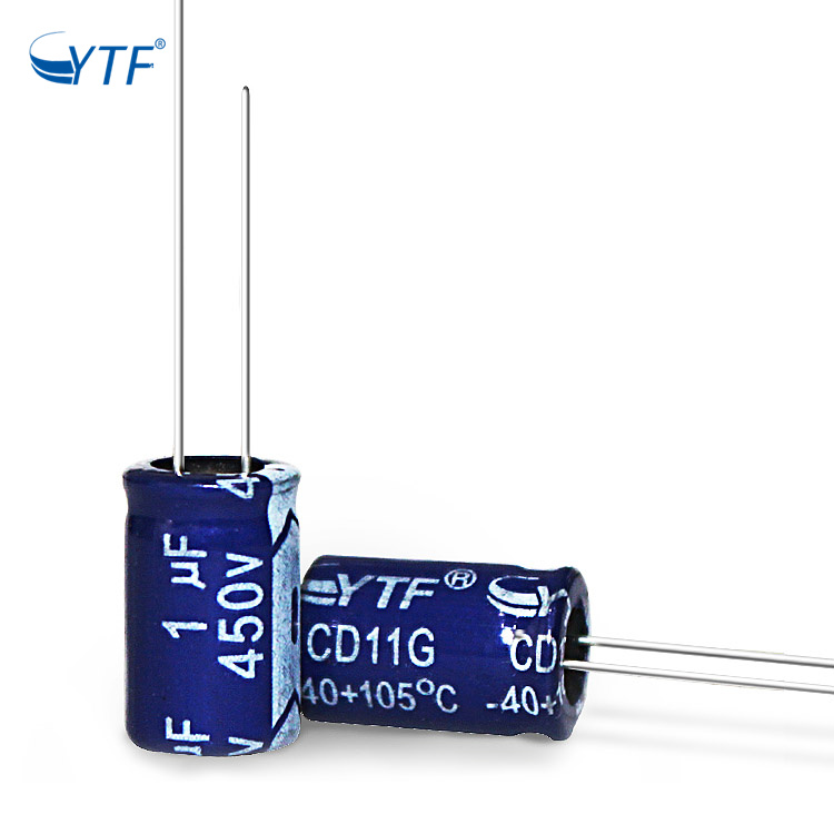 Vacuum Variable Power Factor Correction 1uf 450v Electrolytic Capacitor