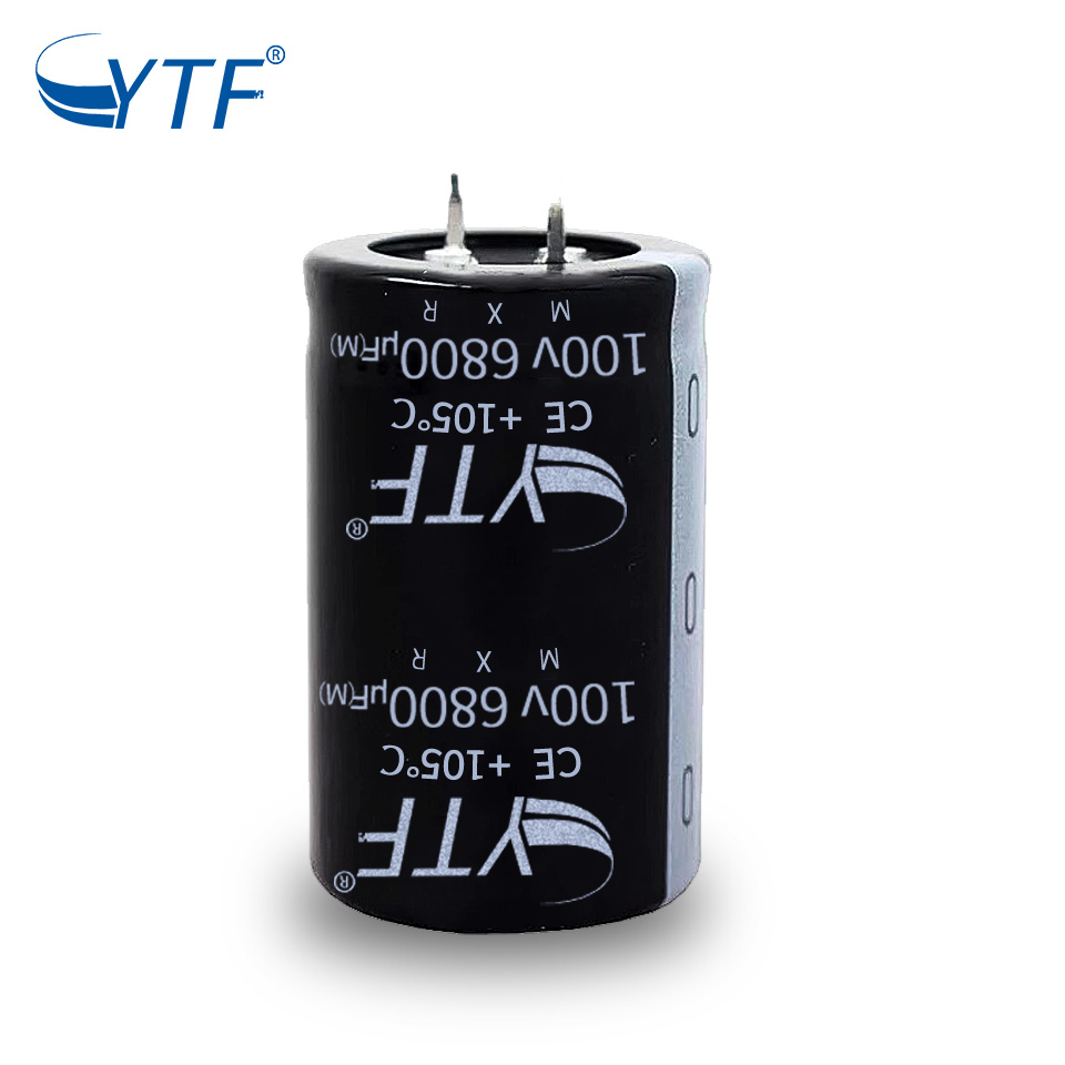 Kendeil Snap-in 6800uf 100v Capacitor Used For Energy Saving Lamp