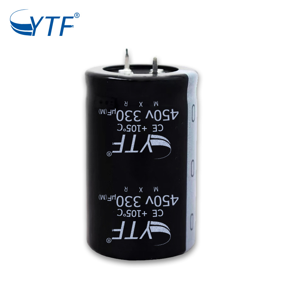 New Product Snap-in 330uf 450v Capacitor Datasheet Price In India