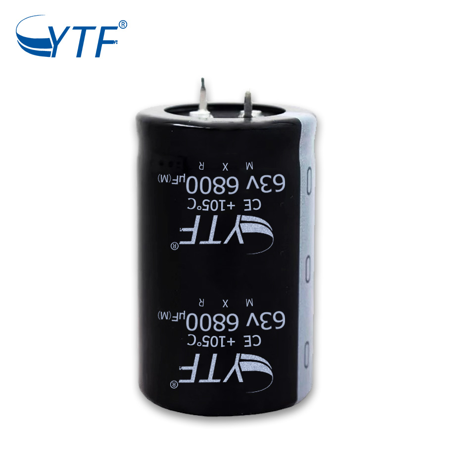 Panasonic 6800uf 63v Audio Capacitor Kondenzator Snap-in In Stock