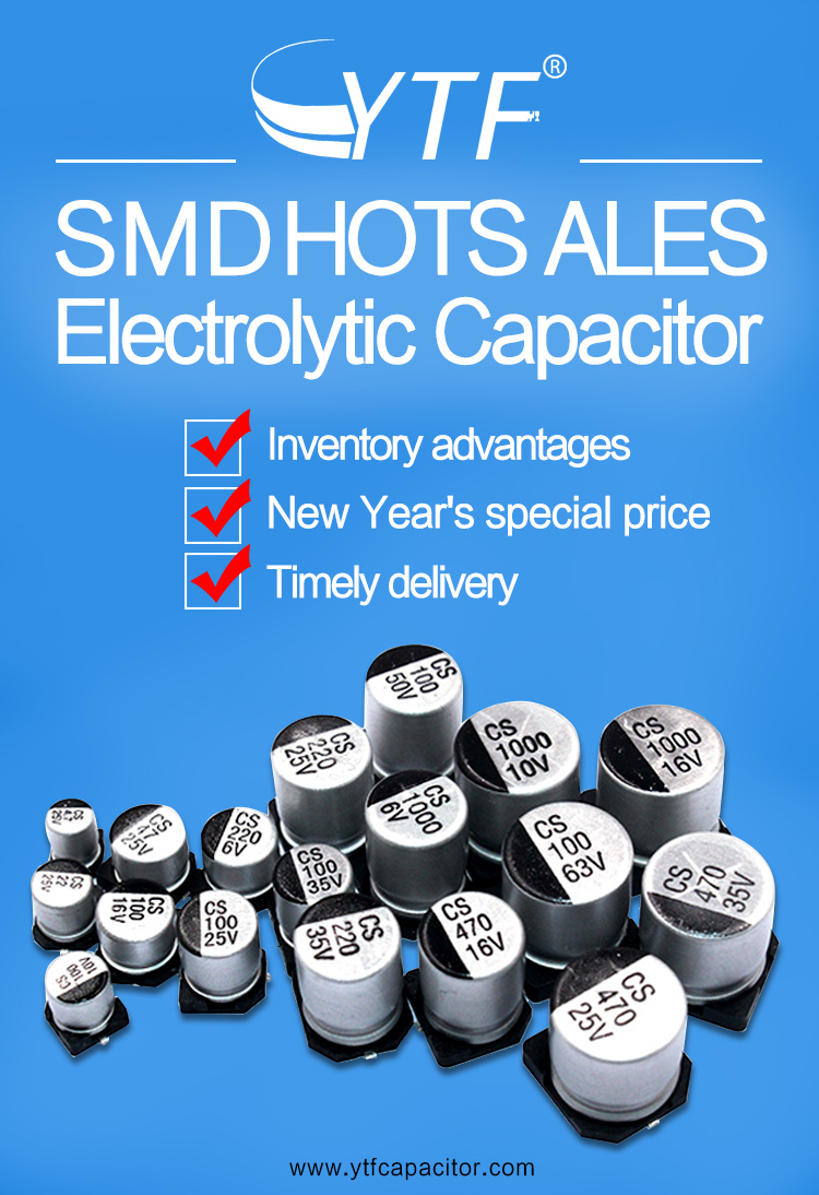 Installation and use of smd capacitor resistance