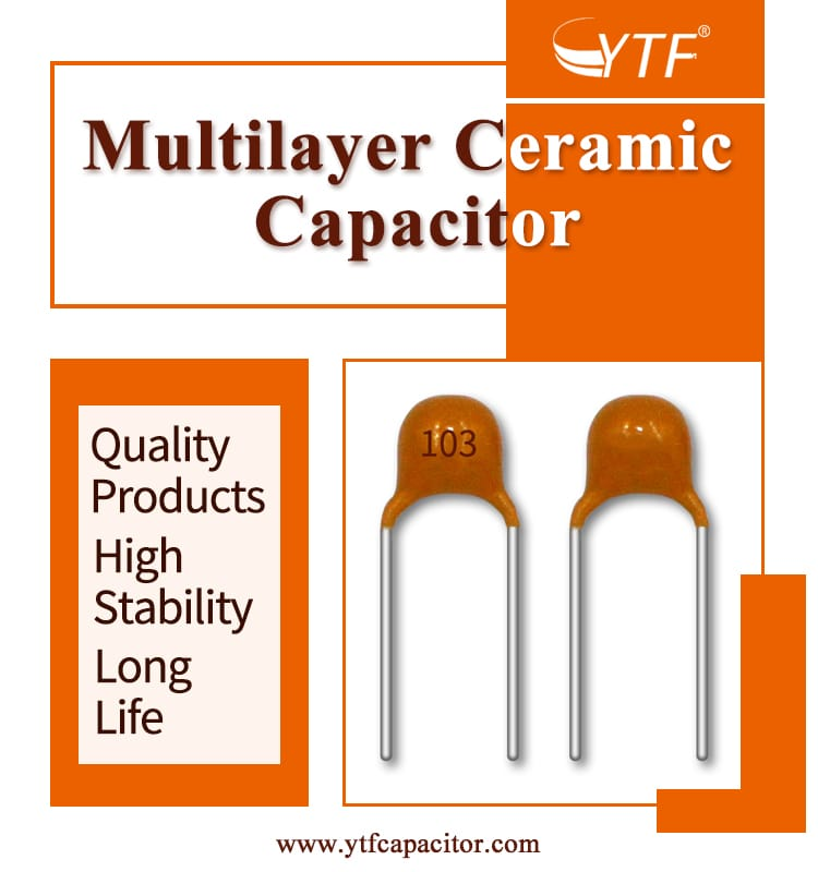 Why is the monolithic capacitor?