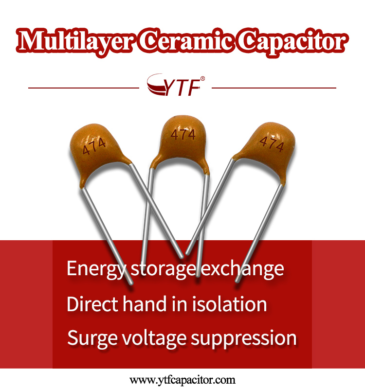 What is the pressure value of the monolithic capacitor?