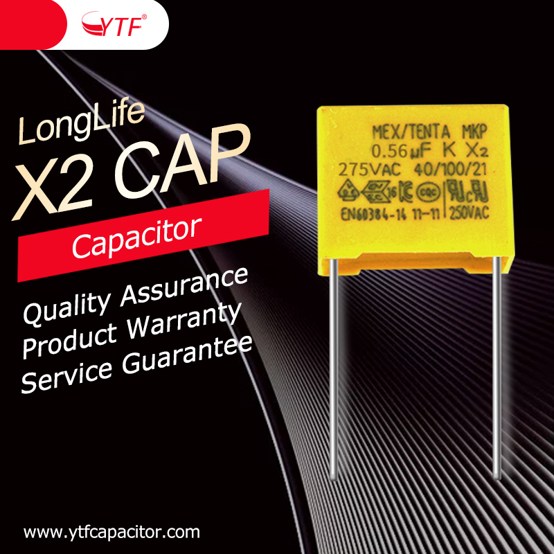 Safety capacitors use and technical requirements--X2 Capacitor
