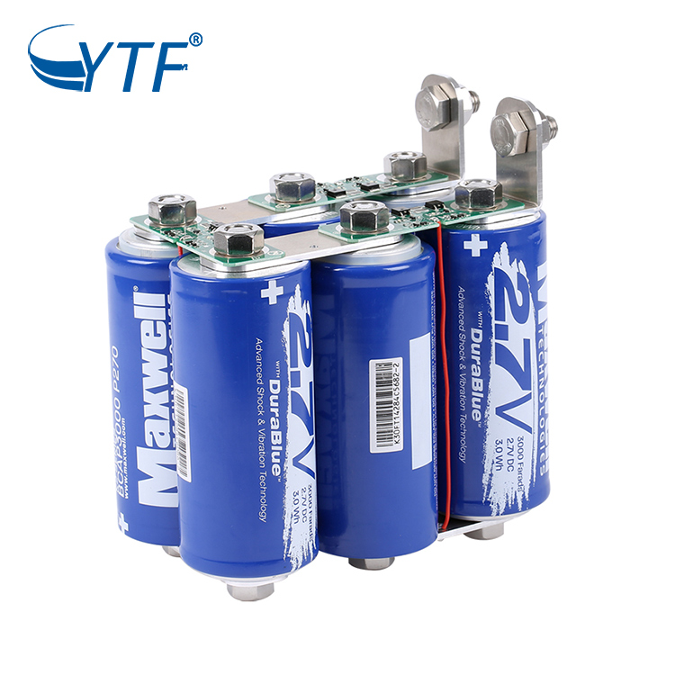 Wholesale 16V500F Farad Super Capacitor Power Bank - Super Capacitor