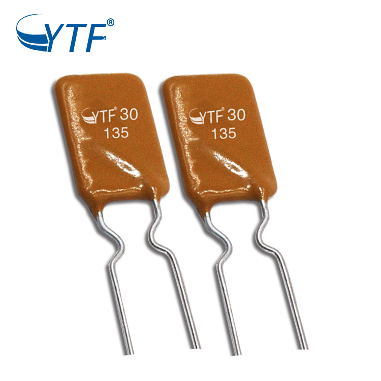 High Quality Radial Leaded Resettable Fuse pptc 0.65a 60v