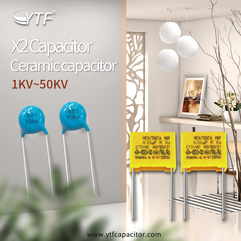 What is the difference between X2 safety capacitor 275V and 310V?