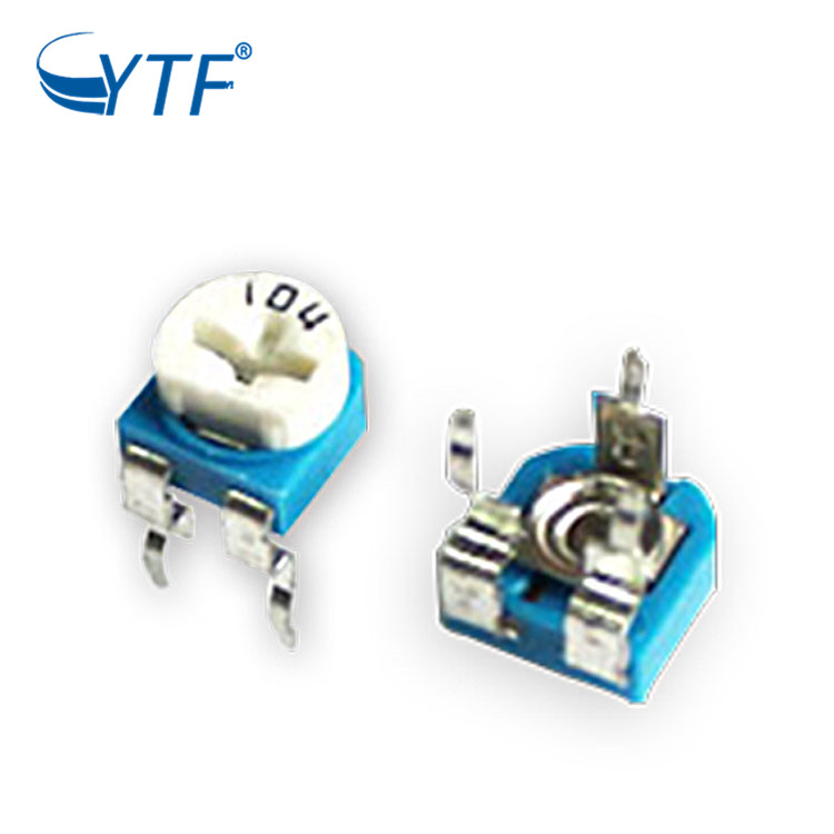 RM-065 blue white adjustable resistors for electron component