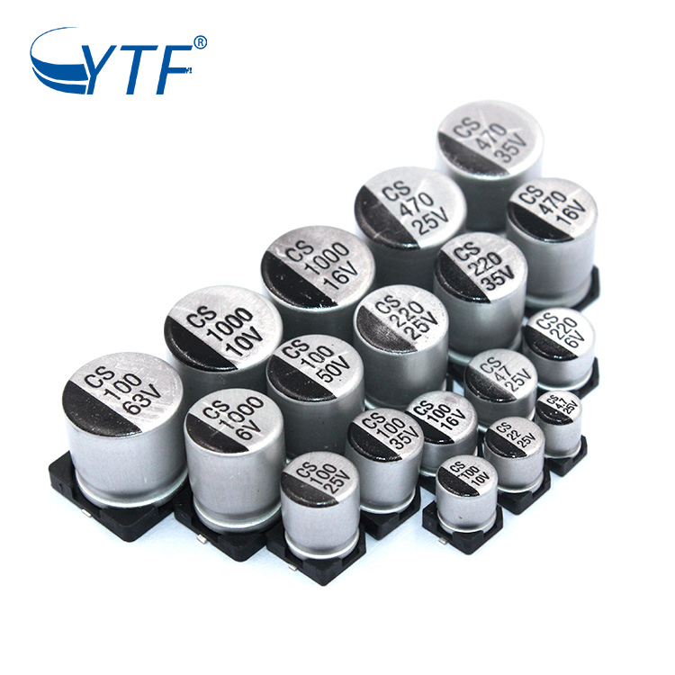 330UF Smd Capacitor