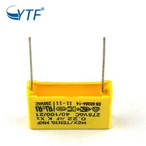 wholesale 1.2uf 275v mkp x2 capacitor