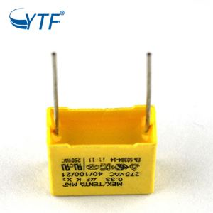 Metallised Polypropylene Capacitors