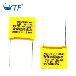 Film Capacitor MKP X2 High Quality capacitors for sale