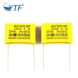 Film capacitors X2 275V  47nF 474K