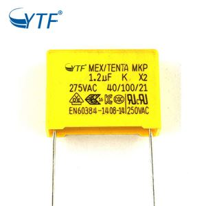 Low Price power capacitor mkp x2