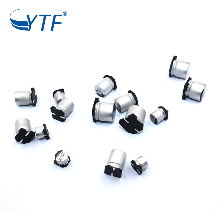 Hot Sale Good Quality  470uf 6.3v Code 220 Accuracy 10% New Original SMD Tantalum Electrolytic Capacitor Polarity