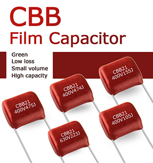 What Areas Film Capacitors Are Applied