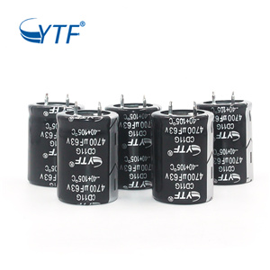 Hot sell snap-in capacitor in shenzhen