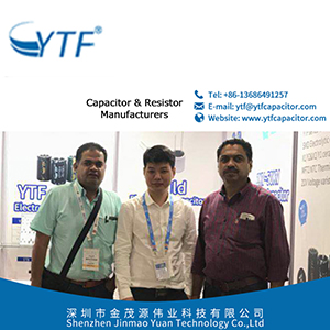 How to Operate an Old Customer--YTF Capacitor