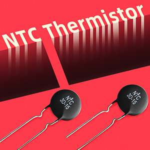 The principle and resistance relationship of the ntc thermistor